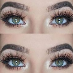 Beautiful @laurabadura  @shophudabeauty mink lashes in Raquel