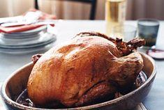 Roast Turkey With Garlic, Sage, and Lemon Recipe | Real Simple
