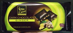 Vegan Ginge Chocolate. Help us growing and sharing our vegan food products database http://viridum.com