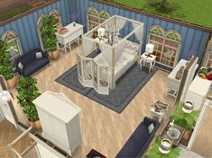 Home Furniture, Outdoor Furniture Sets, Outdoor Decor, Sims Freeplay Houses, Sims Free Play, Sims House, The Sims, Interior Decorating, House Ideas
