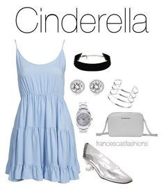 """""""Cinderella"""" by msfrancescaaloe on Polyvore featuring Touch Ups, Michael Kors, Rolex, Miss Selfridge, women's clothing, women's fashion, women, female, woman and misses"""