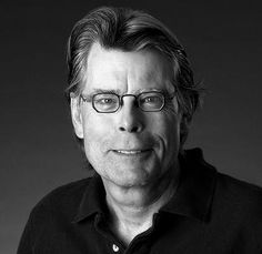Stephen King  beauty is more than skin deep... This man's mind is not only beautiful but terrifying.