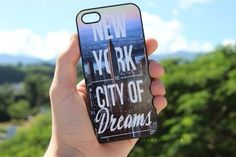 new york iphone case. ♡