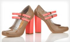 <3 these! Rampage Milla or Mariska Pumps Deal of the Day | Groupon
