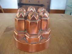 Victorian Copper Jelly Mould Mold | eBay