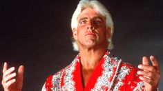 Richard Morgan Fliehr, better known as Ric Flair, is an American professional wrestling manager and retired professional wrestler signed to WWE under its… Nwa Wrestling, Wrestling Stars, Sport Inspiration, Creative Inspiration, Wwe Raw And Smackdown, Ric Flair, Music Magazines, Wwe News, Wwe Wrestlers