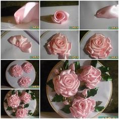 Tina's handicraft : flower