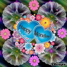 Happy Monday Gif, Good Morning Monday Gif, Happy Monday Pictures, Good Morning God Quotes, Monday Morning Quotes, Happy Sunday Quotes, Afternoon Quotes, Good Night Gif, Happy Week