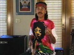 Carlos Santana, Samba Pa Ti Guitar Lesson Music Lessons, Guitar Lessons, Santana Guitar, Guitar Solo, Soloing, Music Education, Samba, Christmas Sweaters, Songs