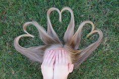 My sister's hair #myphoto