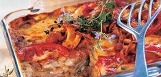 Lasagne mal anders! Statt Faschiertem kommen bei uns edle Pilze, aromatische Tomaten und feine Zucchini in die Lasagne. Dank QimiQ Saucenbasis ist ein problemloses Wiedererwärmen möglich.