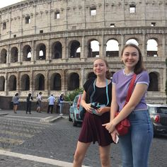Wow the Colosseum!