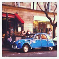 2CV - my dream impractical car!