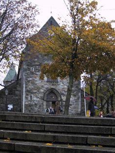 Discover Stavanger Cathedral in Stavanger, Norway: Norway's oldest cathedral still in use. Stavanger, Norway, Cathedral, Spaces, Cathedrals