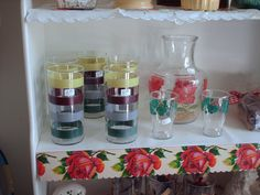 Greenville Cottage Antiques & Collectibles ~ vintage glassware