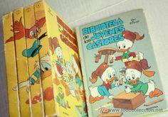 BIBLIOTECA DE LOS JOVENES CASTORES