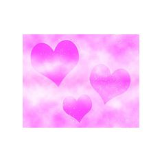 Pink heart wallpapers - Really cute backgrounds found on Polyvore