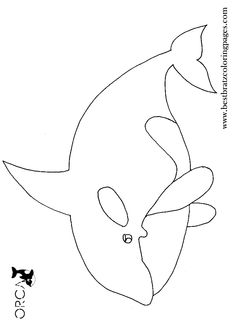 printable orca coloring pages for kids bratz coloring pages