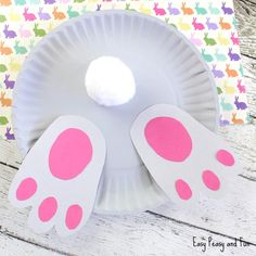We will be showing you how to make the most fun Easter paper plate craft ever – let's do the bunny but paper plate craft! This Easter craft idea is sure to bring out lots of smiles and giggles. *this post contains affiliate links* This is a wonderful classroom craft idea for Easter as it's …