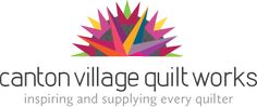Canton Village Quilt Works.  An online fabric shop that has over 2500 bolts of fabric, plus TONS of patterns, kits, notions etc