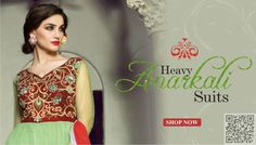 Best #Collection of Heavy #Anarkali Suits For #Party