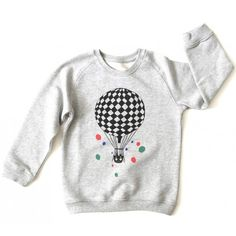 Anive for the Minors air balloon sweatshirt in gots certified organic cotton My Little Limon