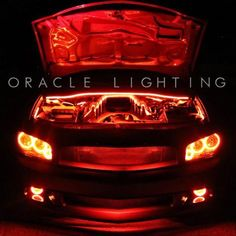 One of the coolest LED lighting projects. Oracle Lights, Led Flexible Strip, Bay Lights, Led Light Kits, Jeep Accessories, Control Unit, Light Project, Car Humor, Led Strip