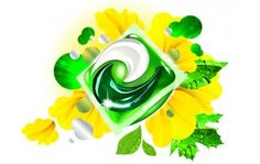 Free Gain Flings Washing Detergent #musictoyournoce Smells so good!