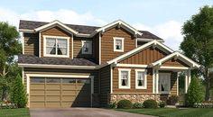 Garfield II Floor Plan | Hartford Homes at Harvest Village | Wellington, CO