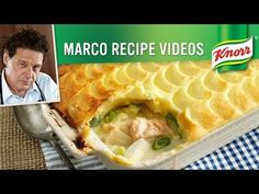 How to make Marco's Classic Fish Pie | Marco Pierre White Recipe - YouTube