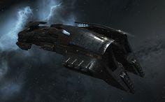 CCP Games Announces EVE Online: Rubicon  Kronos, gallente marauder