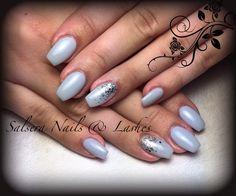 grey dreams nails fullcover