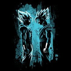 Stain fusion poster by from collection. Dragon Ball Z, Image Nice, Majin, Dbz Wallpapers, Gogeta And Vegito, Goku Wallpaper, Metal, Black Goku, Episode 3