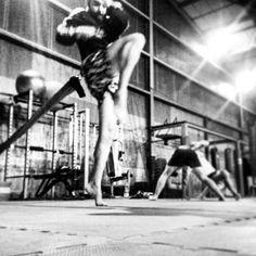 Muay Thai Balance Workout