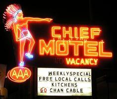 Chief Motel, Colorado Springs