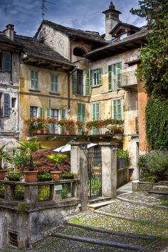 Private Old Italian Home in Orta San Giulio | Province of Novarra,  Piedmont, Italy