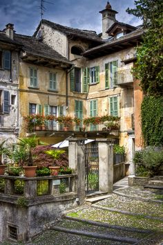 Private Old Italian Home in Orta San Giulio | Province of Novarra,  Piedmont, Italy