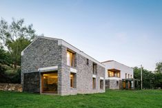 Crumbling Farmhouse in Spain Gets a New Lease on Life - http://freshome.com/crumbling-farmhouse-in-spain/