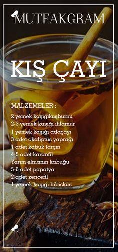 Bir mucize , kış çayı. #tea #winter #health #saglik #cay #çay