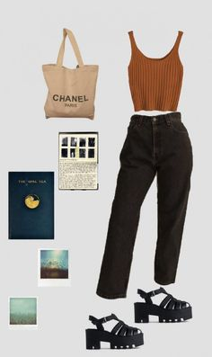 Best Vintage Outfits Part 26 Fashion Mode, 90s Fashion, Korean Fashion, Fashion Outfits, Womens Fashion, Fashion Quiz, Grunge Fashion, Retro Fashion, Vintage Fashion