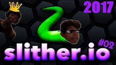 EU SOU O REI DO SLITHER.IO