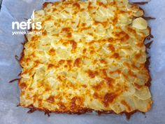 Misafir Sofralarına Yakışacak Patates Yemeği – Nefis Yemek Tarifleri Potato Dinner, Iftar, Meat Recipes, Macaroni And Cheese, Food And Drink, Pizza, Potatoes, Nutrition, Diet