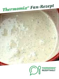 Joghurtdressing für Salate Yogurt dressing for salads by Thermomix-graz. A Thermomix ® recipe from the Sauces / Dips / Spreads category www.de, the Thermomix® Community. Salad Recipes Yogurt, Cooking Chef, Cooking Recipes, Quirky Cooking, Cooking Bacon, Side Recipes, Avocado Brownies, Carne, Holiday Recipes