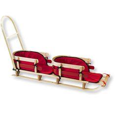 Double push sled.