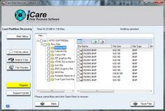 ICare Data Recovery Pro 8.1 ICare records healing software can get better any deleted file, inclusive of files snapshots, mp3 and zip documents even folders