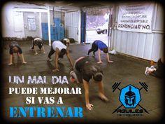 ¡MOTIVACION MAXIMA! YO PUEDO!!! ✊ ✊ ✊ #AquilesFTCuenca #Motivacion #AdictosAlFitness #Fit #FridayFeeling #FitSpo