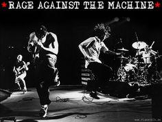 Rage Against The Machine #rockmusic #blackandwhite #rageagainstthemachine