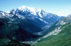 Mount Blanc. Maybe this summer!