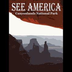 Canyonlands National Park by Bill Vitiello  #SeeAmerica