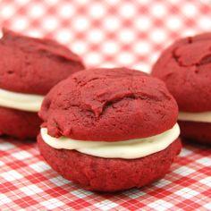 Sweet Pea's Kitchen » Red Velvet Whoopie Pies